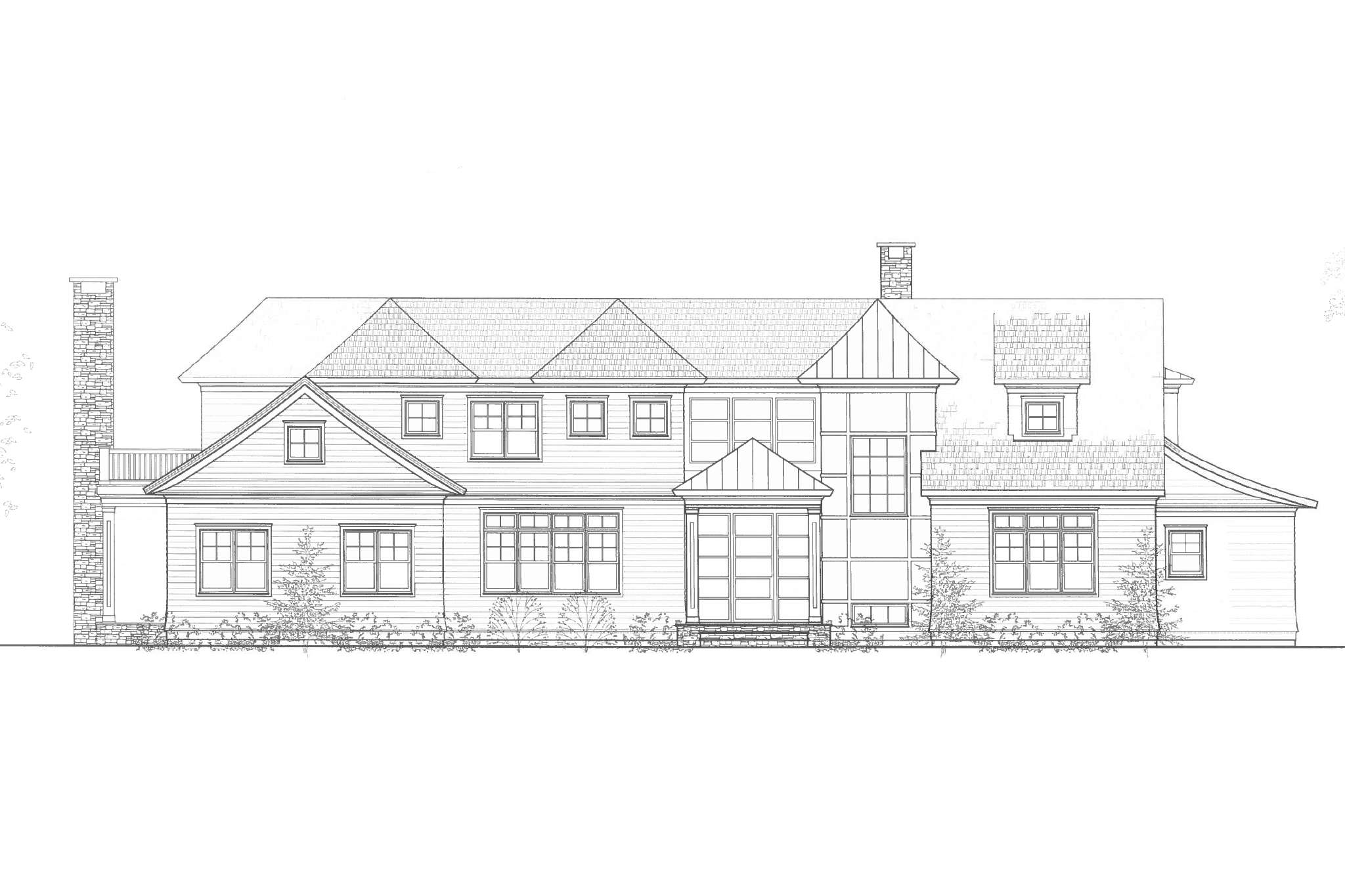 Single Family Home for Sale at New Construction In Coveted Bridgehampton South 28 Highland Terrace, Bridgehampton, New York